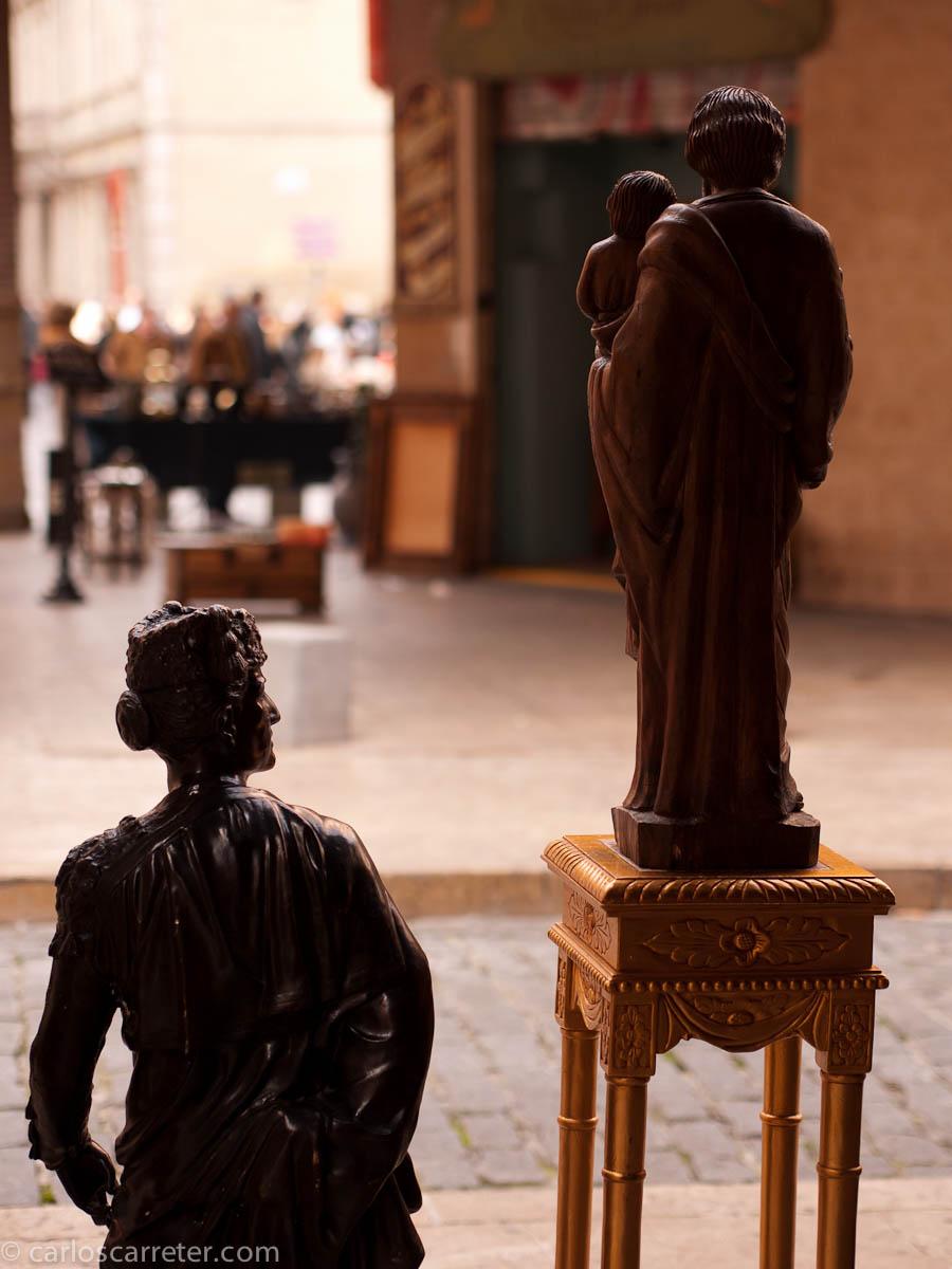 Torero y santo