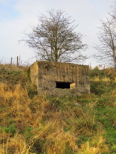 Foxton Bridge Pillbox