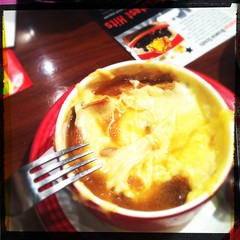 French Onion Soup for Three
