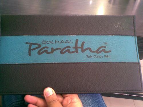 Golmaal Paratha