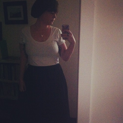 Day 30, the penultimate #dressember