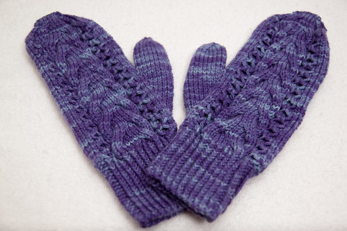 Wood Hollow Mittens