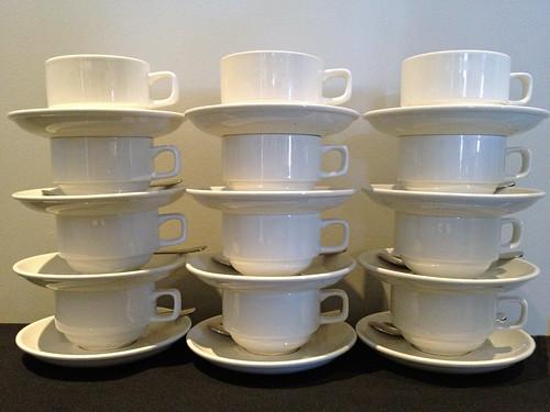 Twelve Cups