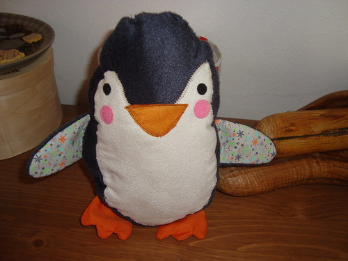 Doudou pingouin (1)