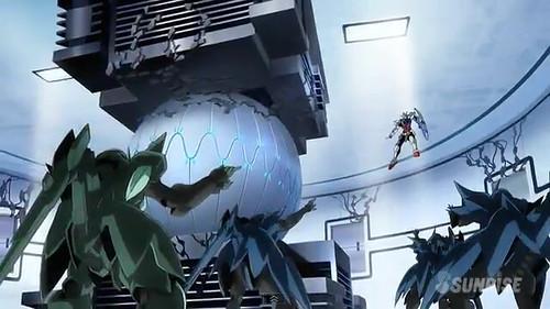 Gundam AGE Episode 15 Those Tears Fall in Space Youtube Gundam PH (5)