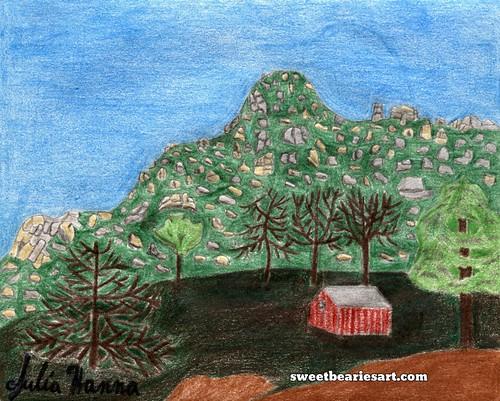 The Drawing Pinnacles 2011