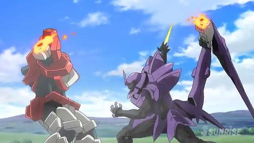 Gundam AGE Episode 16 The Gundam in the Stable Youtube Gundam PH (32)