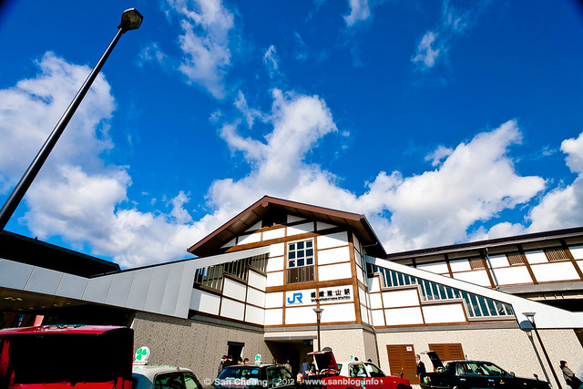 京都-來到嵐山
