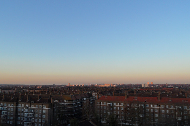 Morning view (wide)