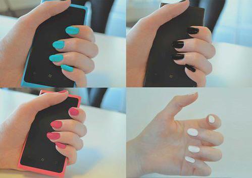 Lumia 4 colores