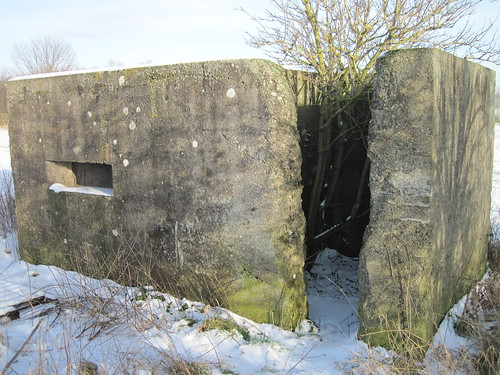 Thorpe Thewles - Pillbox
