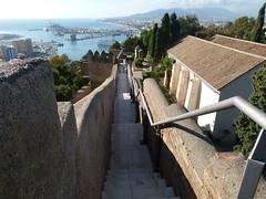 Castillo Gibralfaro Málaga