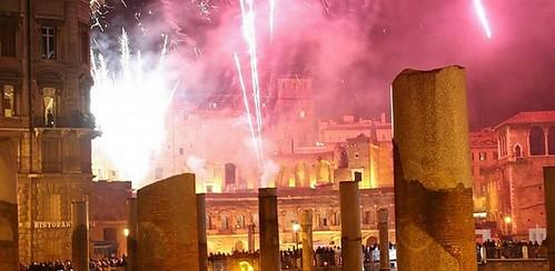 Ciao Italia e Roma: Buon Anno! Happy New Year 2012! Grazie Martin e Muppet! by Martin G. Conde