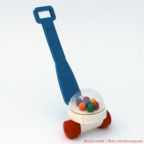 LEGO Corn Popper Toy