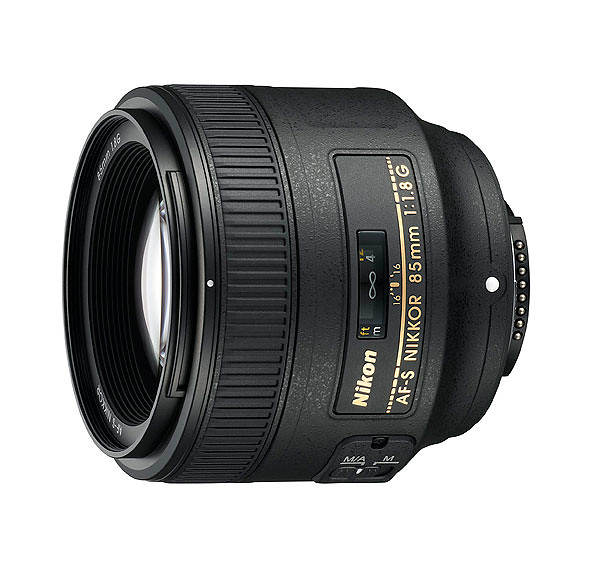 NIKKOR 85mm f/1.8G