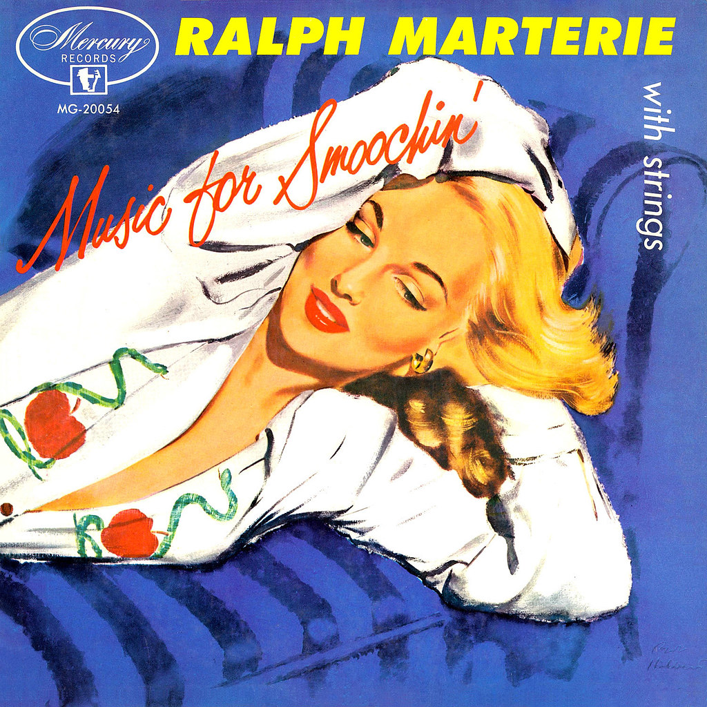 Ralph Marterie - Music For Smoochin'