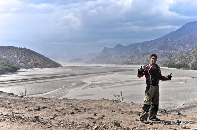 KLR 650 Trip Bolivia 338