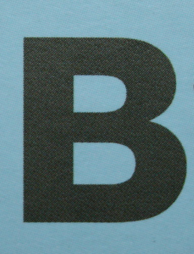 B is for... 17/366