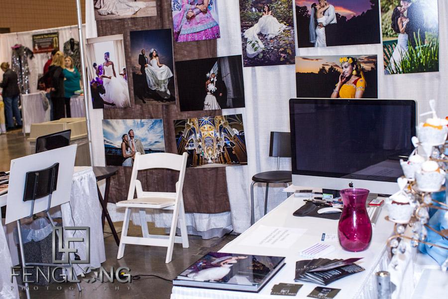 [Blog Photos] Atlanta Georgia Bridal Show at Cobb Galleria | FengLong Photography