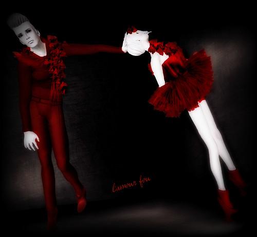 l'amour fou ** by Mila Tatham *SoliDea FoliEs* <3