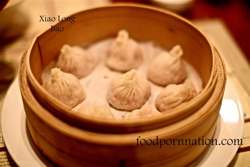 Xiao long bao - Steamed mini pork bun @ New Shanghai