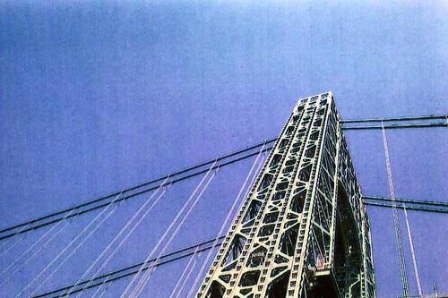 Zink Photo: George Washington Bridge