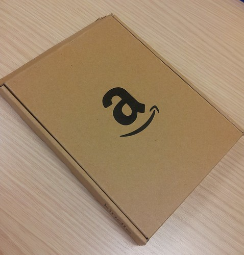 Amazon Kindle Unboxing 1