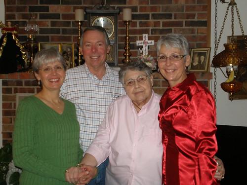 Phyllis, 80th birthday
