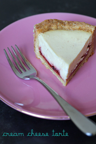 cream cheese torte