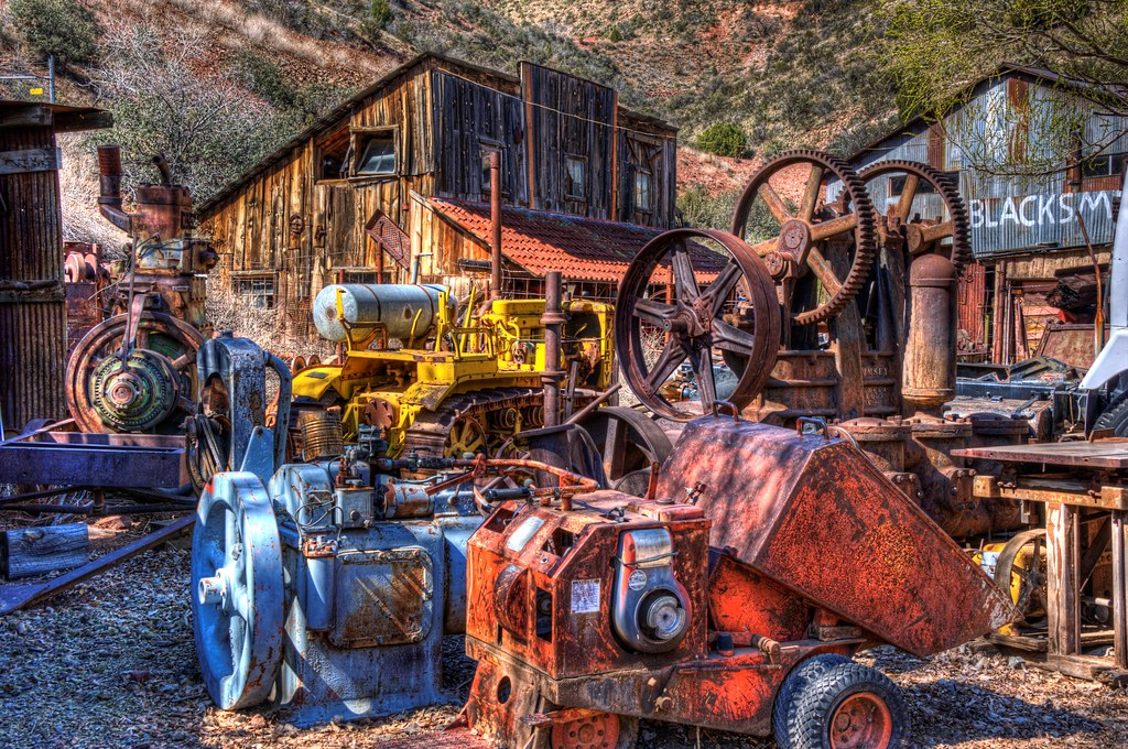 Jerome Ghost Town