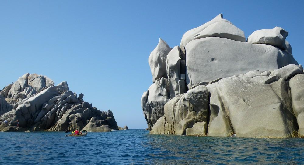 Capo Testa - Isole di granito lungo la Costa Occidentale