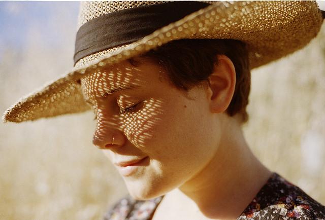 Beautiful film photography by Geneviève Bjargardóttir