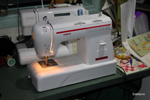 Sneaky Sewing Machine