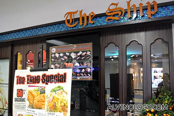 The Ship Restaurant & Bar @ Nex