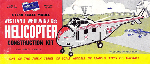 Westland Whirlwind S55 Helicopter