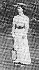 Historia del Tenis Charlotte Cooper