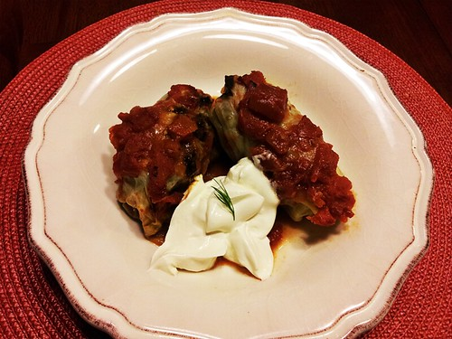 golubtsi1- stuffed cabbage