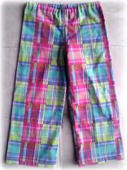 Easy Pants in Robert Kaufman Madras