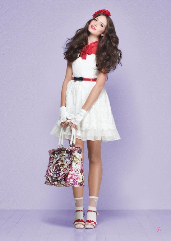 Spring:Summer 2011:12 Collection - Promotional Photo (5)