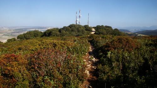 Antenas de TV Cerro de la Cruz