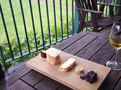 Cheese board, Vasse Felix, Margaret River