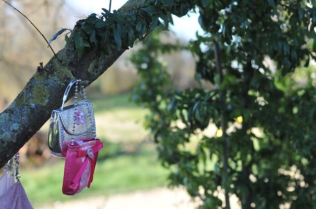 Purse In A Tree