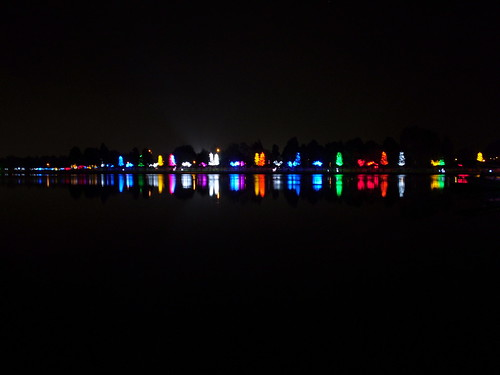 Arcoiris nocturno