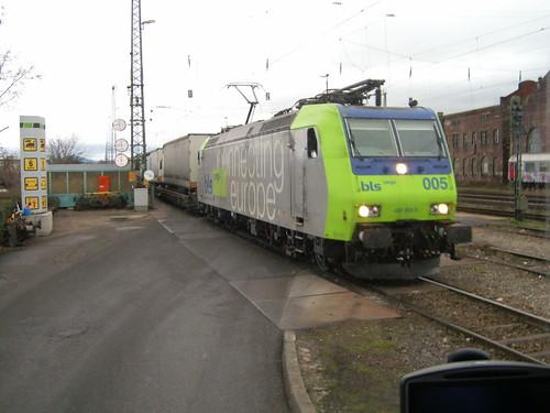 K18KFL TRAIN FREIBURG TO NOVARA