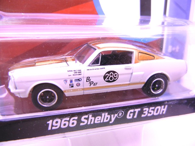 greenlight road racers 1966 shelby gt350H (2)