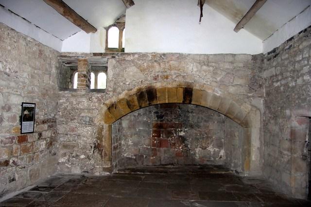 The Kitchen at Skipton Castle