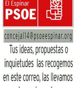 Concejal 14 de El Espinar