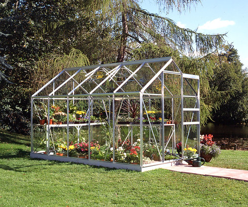 halls popular 6x10 greenhouse