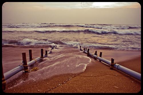 A day at the beach by Varnajaalam @ Rajanna