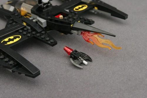 6863 Batwing Battle Over Gotham City - Batwing 16